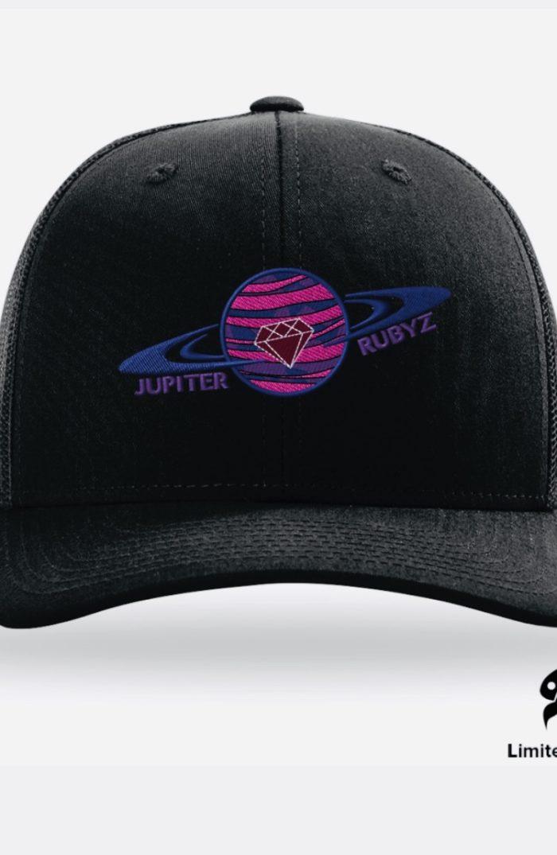 Ruby GemStone Hat